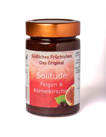 online kaufen Solitude Marmelade mit Feige und Kornellkirschen