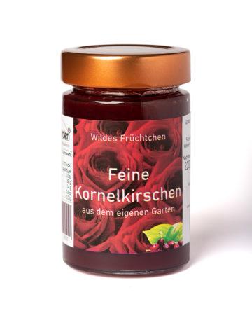 online kaufen Feine Kornelkirschen Marmelade