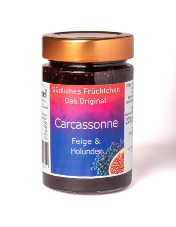 online kaufen Carcassonne Marmelade mit Feige und Holunder
