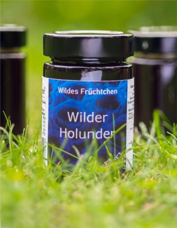 Wilder Holunder Marmelade Online Kaufen