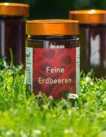 Feine Erdbeeren Marmelade online kaufen