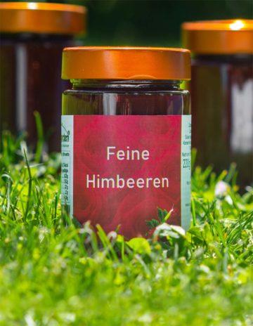 Feine Himbeeren Marmelade online kaufen