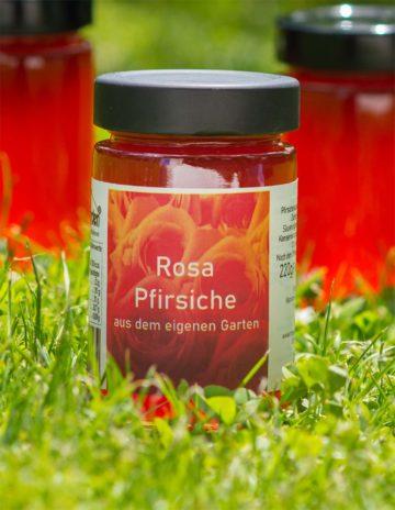 Rosa Pfirsiche Marmelade online kaufen