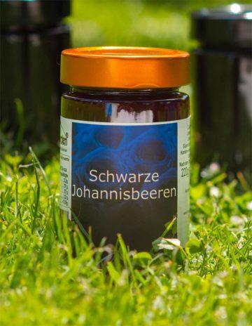 Schwarze Johannisbeeren Marmelade online kaufen