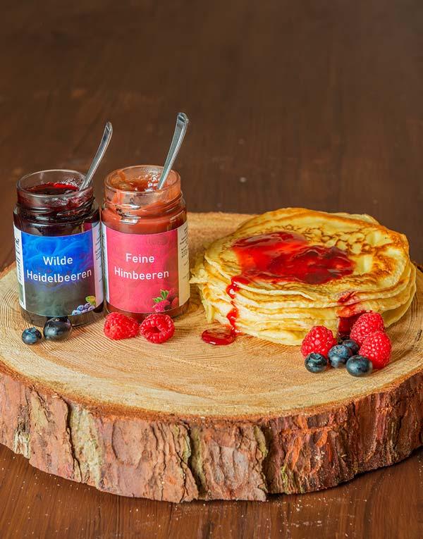 Rezepte mit Marmelade - Partner werden